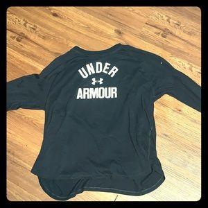 An underarm or long sleeve shirt